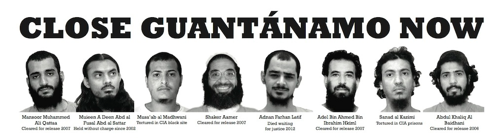 Close Guantanamo Ad