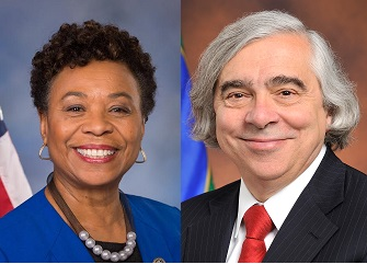 Barbara Lee, Ernest Moniz