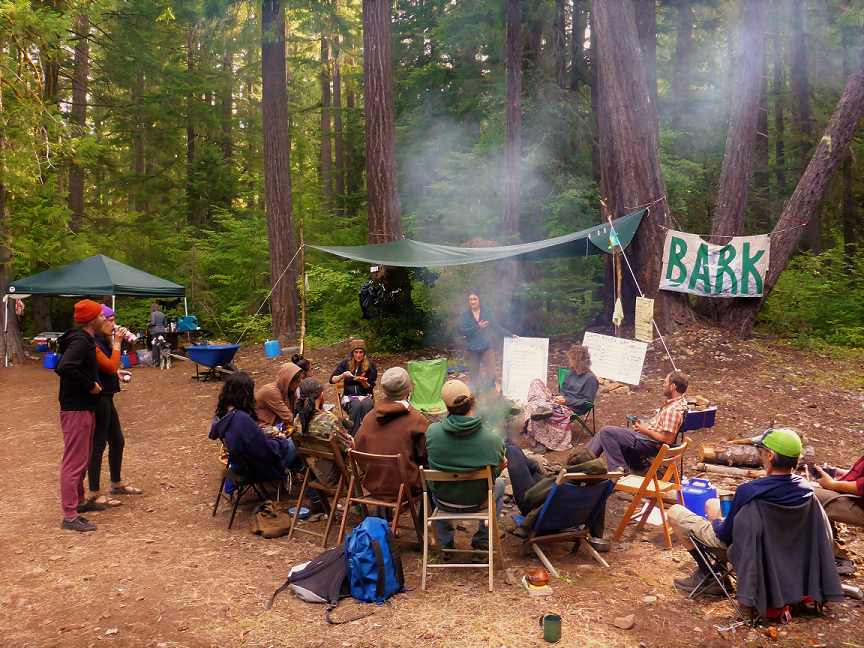Bark's Summer Base Camp