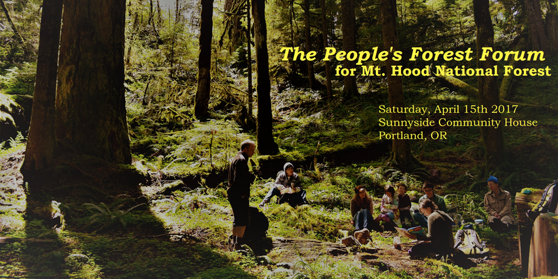 The People's Forest Forum
