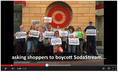 SodaStream 2013 Day of Action Video