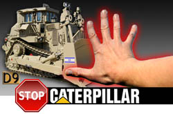 Stop the Bulldozers