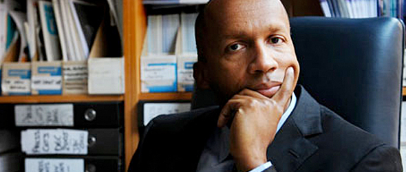 Free Public Web Forum with Bryan Stevenson