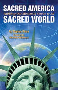 Sacred America book cover