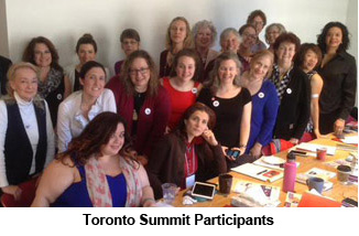 Toronto Summit Participants