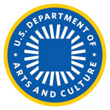 US Dept of Arts & Culture Logo