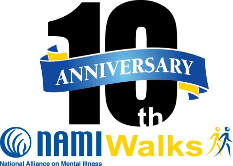 10th Anniversary Walk