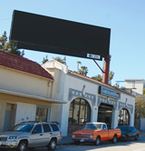 la billboard gone dark