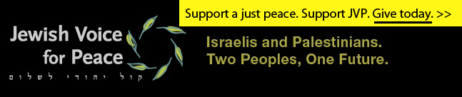 Jewish Voice for Peace: Israelis and Palestinians, 2 People One Voice