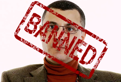 Our friend Omar Barghouti has been banned from travelling out of Israel/Palestine