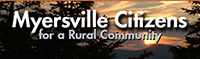 Myersville Citizens for a Rural Community