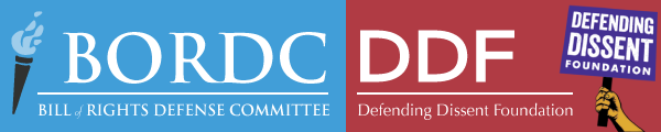 Bill of Rights Defense Committee and Defending Dissent Foundation