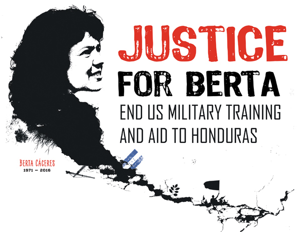 End US Military Training and Aid to Honduras