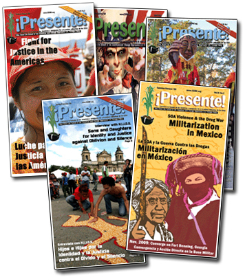 Distribute Presente in your Community